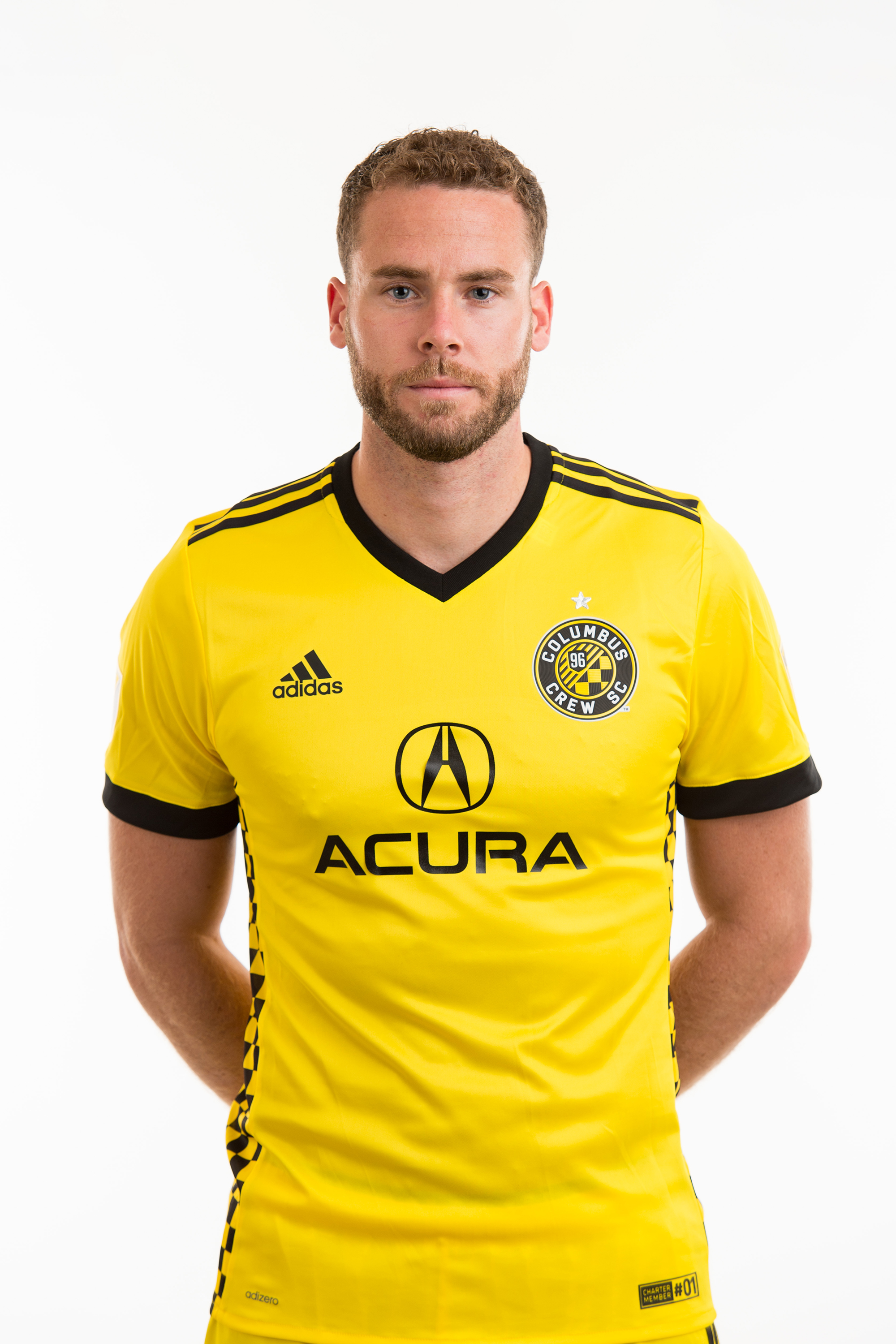 Josh Williams a defender, is currently in his eighth season as a Major League Soccer player and has made more than 100 MLS appearances. Williams joined Crew SC ahead of the 2017 MLS season for his second stint with the club, having previously played for the Black & Gold from 2010-2014. A native of Northeast Ohio, Williams grew up in Copley, Ohio and played four seasons for Cleveland State University, captaining the team during his junior and senior year.