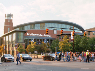Nationwide Arena Outside Image
